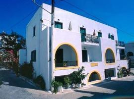 Hotel Anixis Resort, Naxos Chora