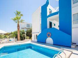 Estel Blanc Apartments - Adults Only, Cala en Blanes