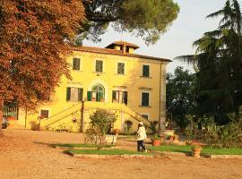 Hotel Villa Belvedere, Colle Val D'Elsa