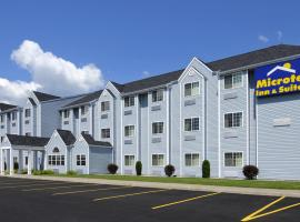 Microtel Inn & Suites by Wyndham Plattsburgh, Plattsburgh