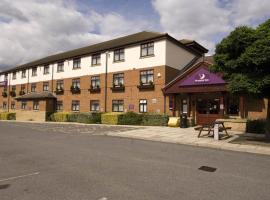 Premier Inn Castleford M62 JCT 31, Castleford