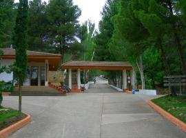 Lago Resort, Nuévalos