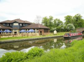 Cuttle Bridge Inn Hotel - NEC / Birmingham Airport, Minworth