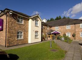 Premier Inn Wrexham North (A483), Wrexham