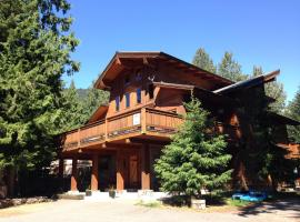Alpine Lodge Whistler, Whistler