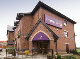 Premier Inn Wigan - M6, J27, Standish
