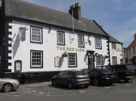 Red Lion Coaching Inn, Epworth