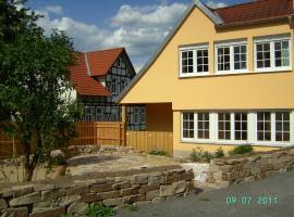 Haus an der Kastanie, Walkenried