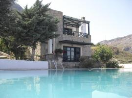 Villa Margarites, Krousón