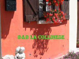 B&B La Collinese, Castana