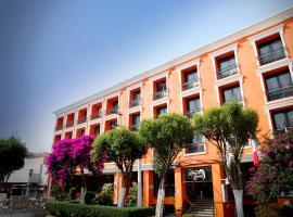 Hotel Emily, Pachuca de Soto