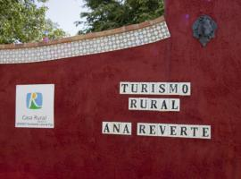 Casa Rural Ana Reverte, Los Corrales