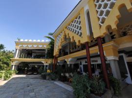 Casa Hamsayeg, Manzanillo