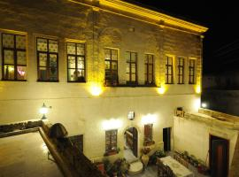 Kardesler Cave Hotel, Urgupas