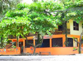 Lunas Hostel, Puerto Jiménez