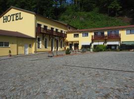 Hotel Výpřež - Děčín, Děčín