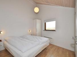 Three-Bedroom Holiday Home Fiskervej with a Sauna 01, Vibøge