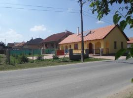 Kiserdő Vendégház, Rajka