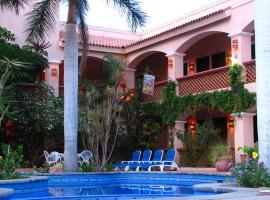 Los Barriles Hotel, Los Barriles