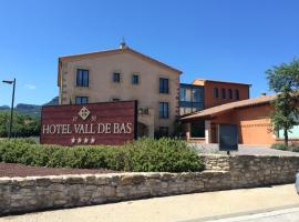 Hotel Vall de Bas, Joanetes