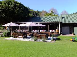 Blackwaters River Lodge, Goukamma