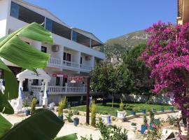 Keramos Hotel, Oren