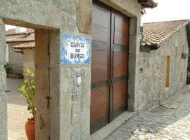 Quinta Do Burgo - Turismo Rural, Amares