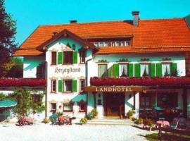 Landhotel Herzogstand, Kochel