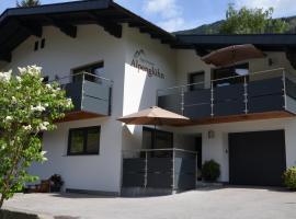 Appartement Alpenglühn, Oetz