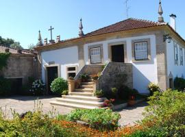 Casa De Santa Comba, Cabeceiras de Basto