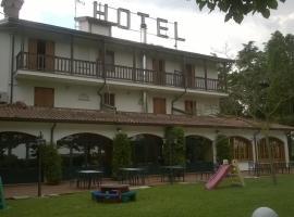 Hotel Verde Mare, Sant'Arcangelo di Romagna