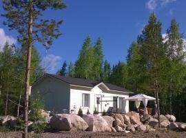 Koiramäen Kartano - Lilla Villa, Ruskela