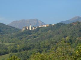 Albergo Ristorante Monte Piella, Porretta Terme