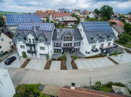 Leidringer Gästehaus, Rosenfeld