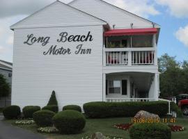 Long Beach Motor Inn, York