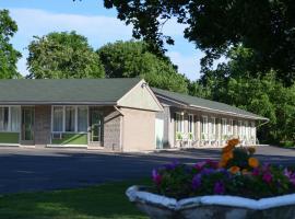 Mohawk Motel, Brantford