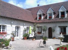 Le Relais De Dalibray, Seraincourt