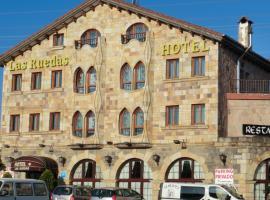 Hotel Las Ruedas, 라레도