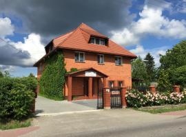 Dom Gościnny, Radziejowice