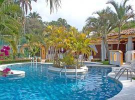 Hoteles en pe ita de jaltemba m xico precios incre bles for Bungalows villas del coral los ayala