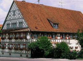 Landgasthof zum Adler, Lippertsreute