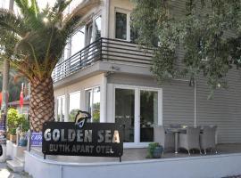 Golden Sea Apart pansiyon, Ören