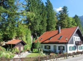 Apartment Villa Asih, Oberammergau