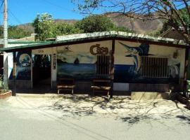 Hostel Casa Graffiti, Taganga