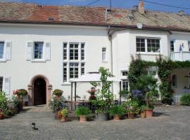 Weingut, Gästehaus und Kräuterhof, Flomborn