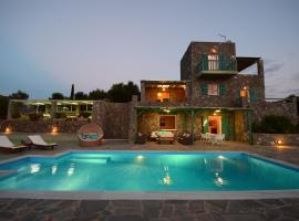 Petrina Villa, Aegina Town