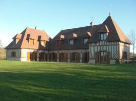 Domaine Des Cedres, Gonneville-sur-Mer