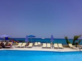 Blue Beach Villas Apartments, Stavros
