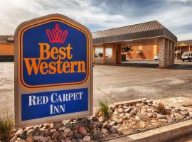 Best Western Red Carpet Inn Hereford, Hereford