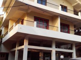 Shraddha Service Apartment, Alto Porvorim